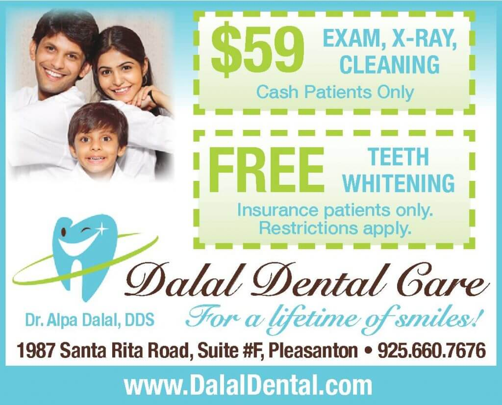 Pleasanto Weekly Advertisement - Dalal Dental Care