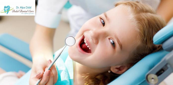 dental sealants for children